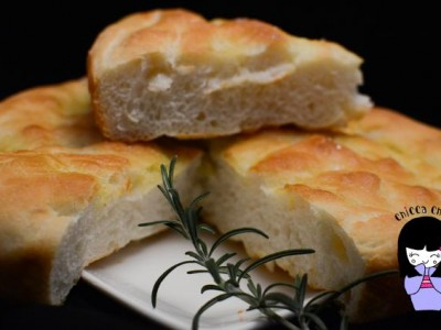 Focaccizza by Chicca Chef