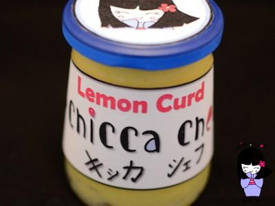 Lemon Curd by Chicca Chef