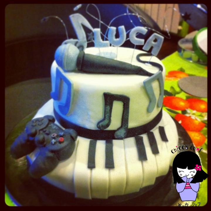 Torta Musica Luca
