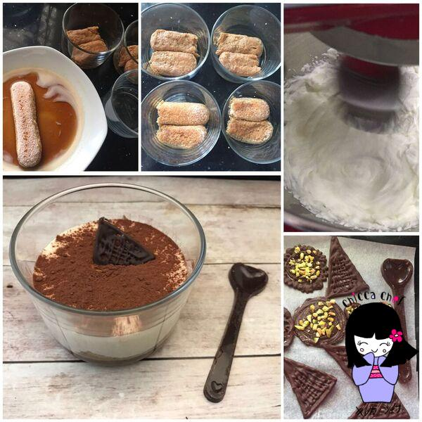 Mousse Baileys Collage