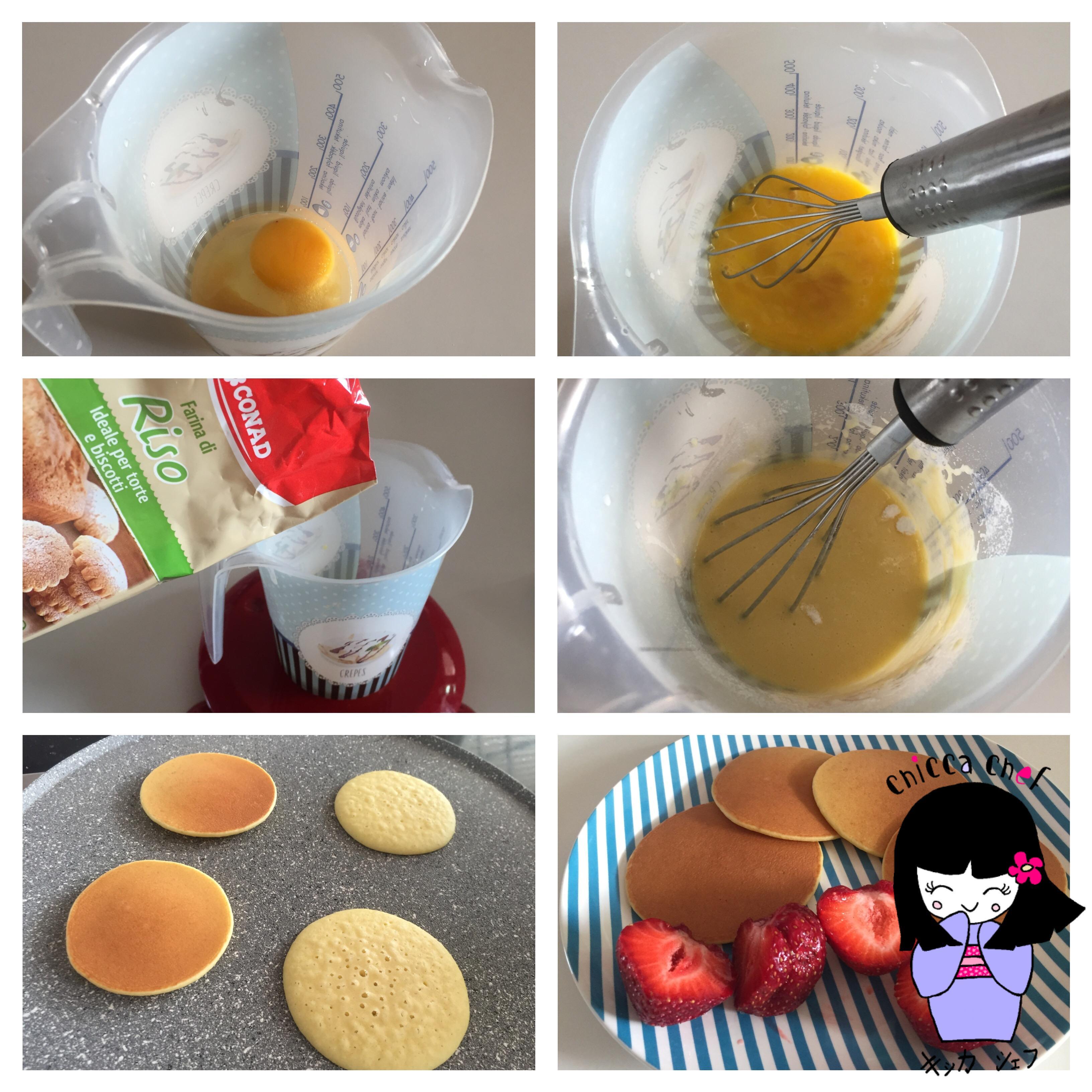Procedimento pancake